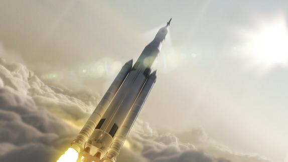 NASA's New Mega-Rocket for Deep Space Will Be Launch Ready by 2018