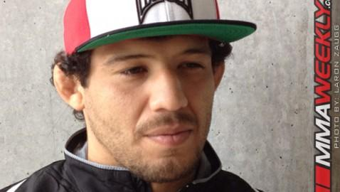 Gilbert Melendez Wants to Fight Whoever Will Get Him Back to a Title Shot