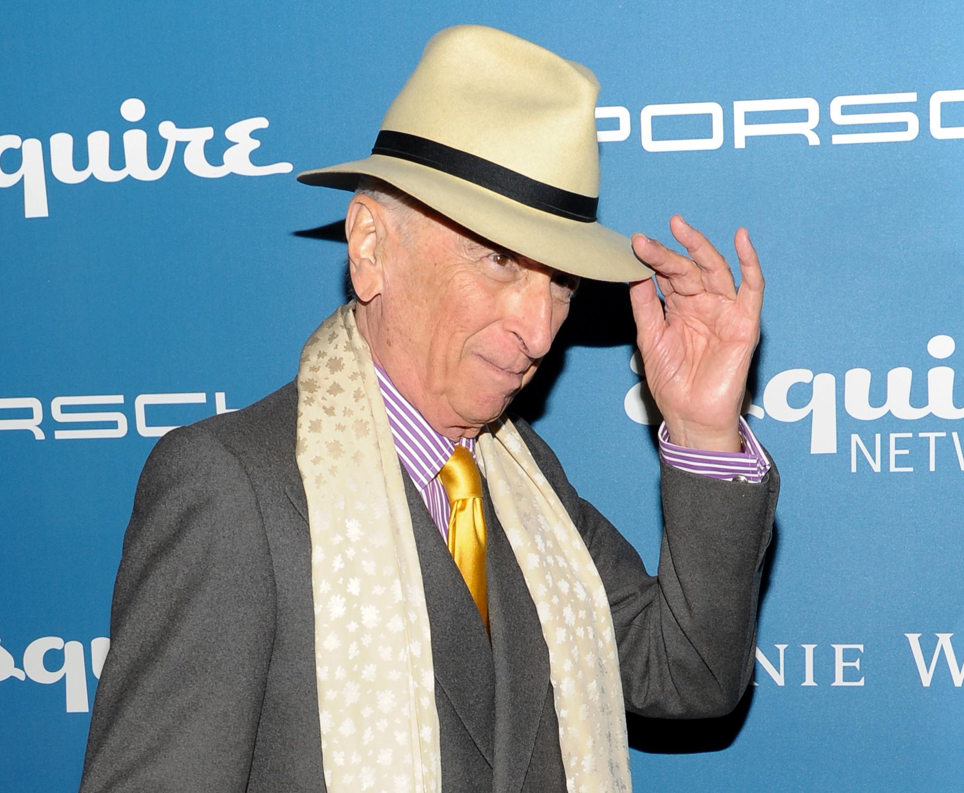 Gay Talese honored at 21 Club for classic Sinatra profile
