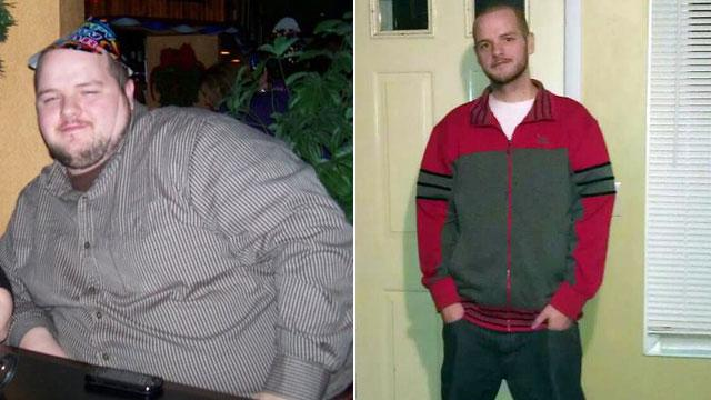 Extreme Weight Loss: Man Loses 191 Pounds in Bet With His Wife | ABC ...