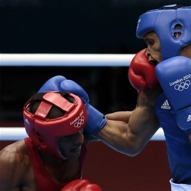 Brits roll on, Indians cry foul in Olympic boxing The Associated Press