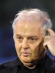 Daniel Barenboim will keine maulfaulen Musiker