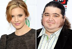 Maggie Grace, Jorge Garcia | Photo Credits: Jason Merritt/WireImage, Michael Tran/FilmMagic