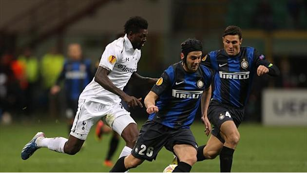 Football - Inter can expect UEFA action