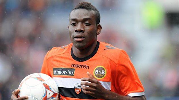 FOOTBALL 2012 Lorient - Alain Traore