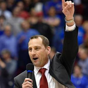 Big 12 Coaches Meetings – David Beaty