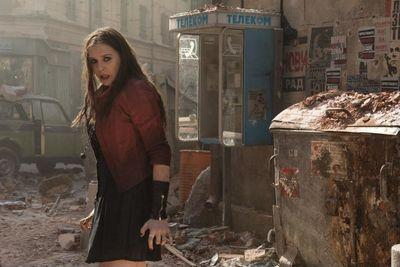 The tragic history of Scarlet Witch, who will make her film debut in Avengers: Age of Ultron