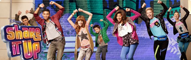 Shake It Up! Season 3 Episode 16 (s03e16) In the Bag It Up