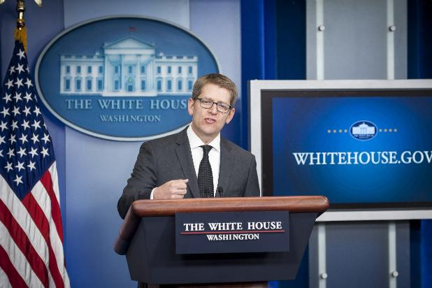 Jay Carney Leaving CNN to Head Amazon's Global Corporate Affairs Department