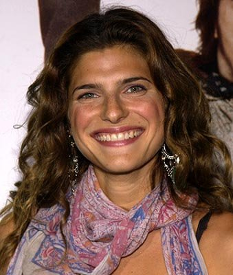 Lake Bell at the LA premiere of Paramount's The School of Rock