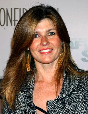 Connie Britton at the Hollywood premiere of New Line Cinema's After the Sunset