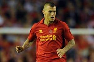 Skrtel: I'll fight for my place in Liverpool team
