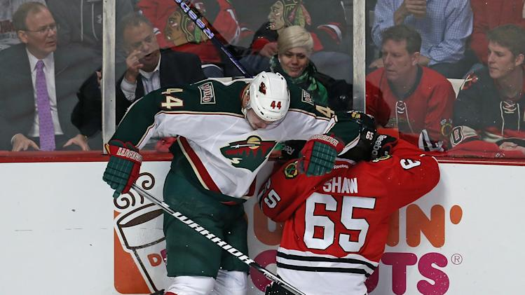 Minnesota Wild v Chicago Blackhawks - Game Two