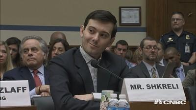 Shkreli lawyer blames irreverence on youth