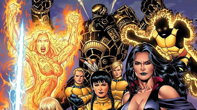 Fox is developing an X-Men spinoff movie called The New Mutants
