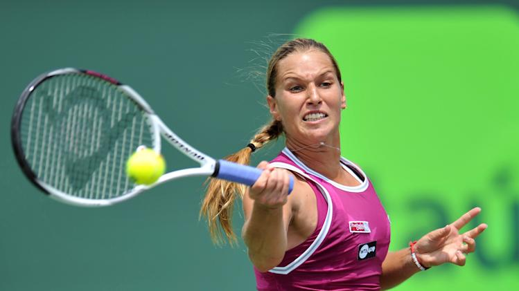 Tennis: Sony Open-Williams vs Cibulkova