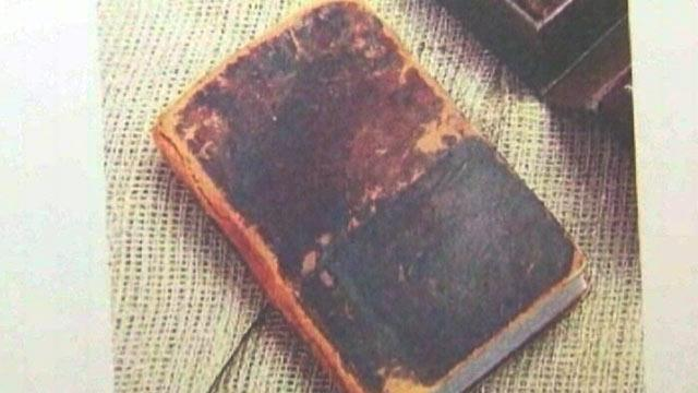 Stolen Book of Mormon Found in Washington D.C.