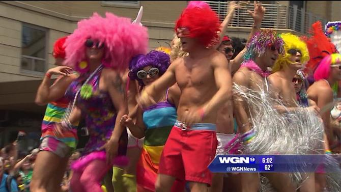 Chicago Gay Pride Parade to take place today