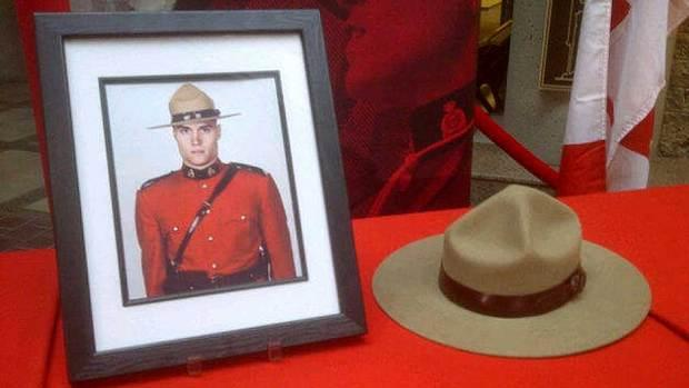 Adrian Oliver, 28, joined the force in 2008 and arrived at the Surrey branch in 2009. He was the second generation of his family to service with the RCMP.