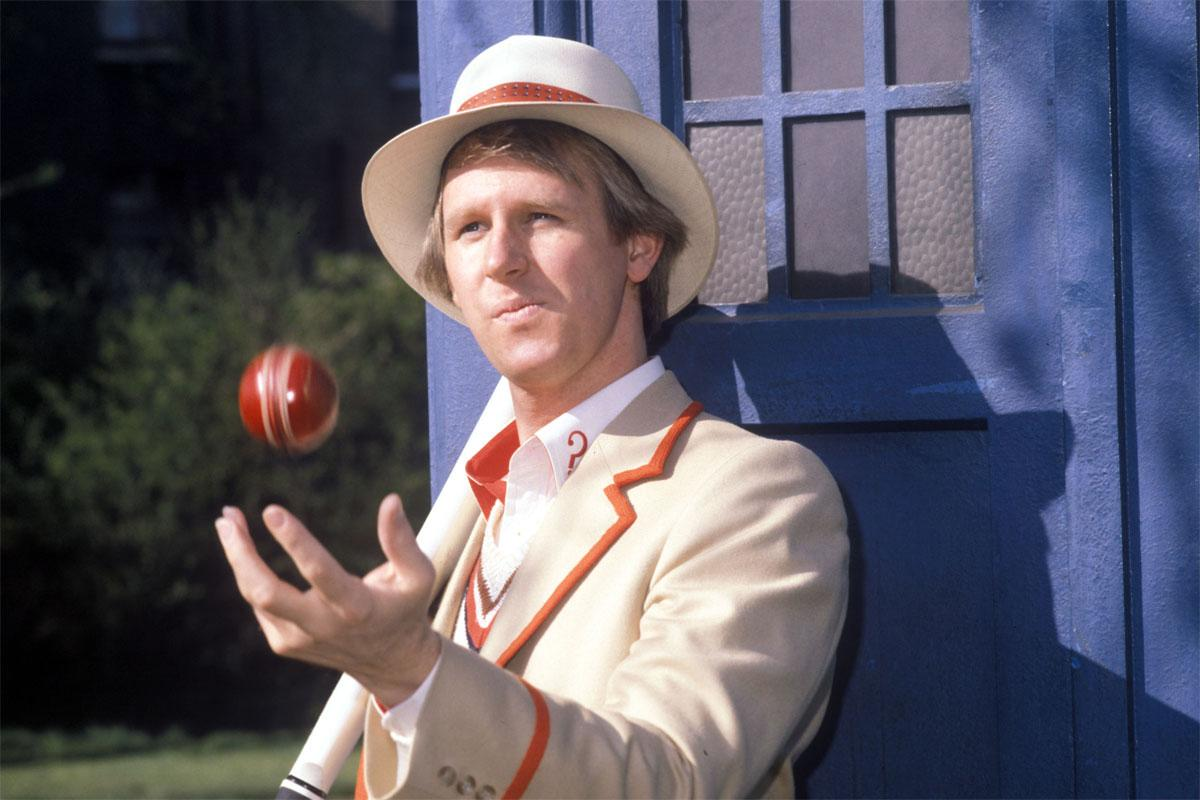 Peter Davison, aka the 5th Doctor, thinks Time Lords are always men...sigh
