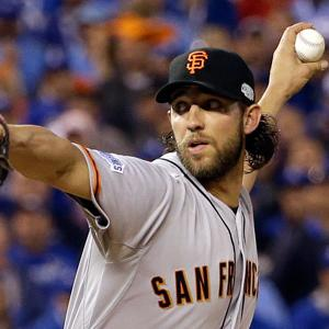 Bumgarner, Giants Beat KC 3-2 in Series Game 7
