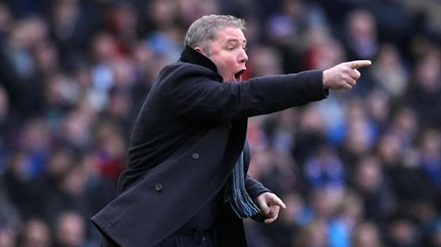 Ally McCoist has voiced his opposition to plans for a new 12-12-18 league set-up in Scotland