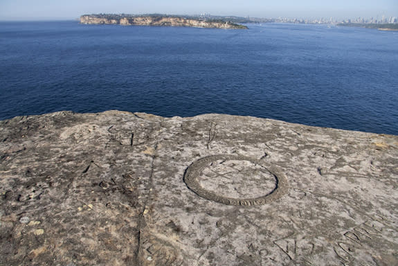 Carved Marriage Proposal Found at Quarantine Station