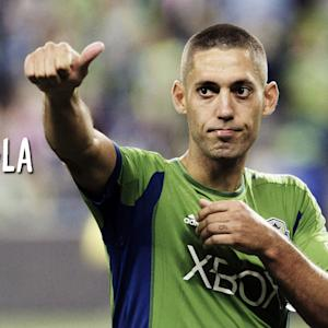 GOAL: Dempsey scores his first of the season
