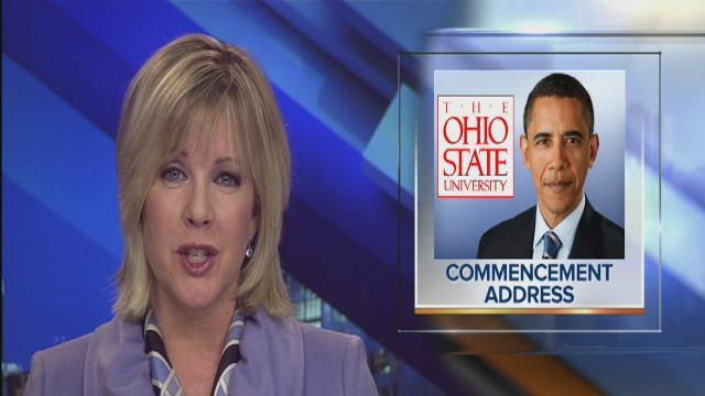 Obama to speak at Ohio State's spring commencement