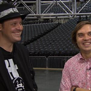 "Music is a ""family thing"" for Arcade Fire"