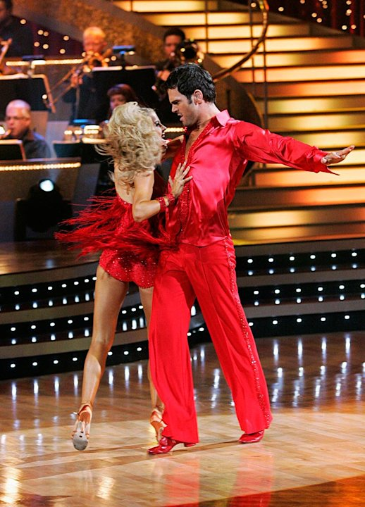 Chuck Wicks and Julianne Hough …
