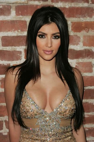 Reality star Kim Kardashian married New Jersey Nets forward Kris Humphries