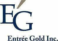 Entree Gold Reports First Resource Estimate for the Blue Hill Copper Deposit, Nevada