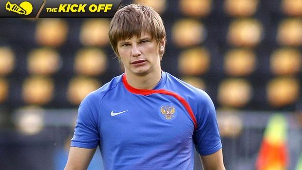 Kick Off: Andrei Arshavin reportedly targeted by LA Galaxy