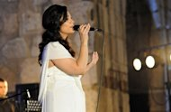 Several Arab artists, including Syrian performer Lena Chamamyan, pictured here in 2010, have announced they will boycott an Austrian oriental arts festival over its sponsorship by the Israeli embassy in Vienna, organisers said Monday