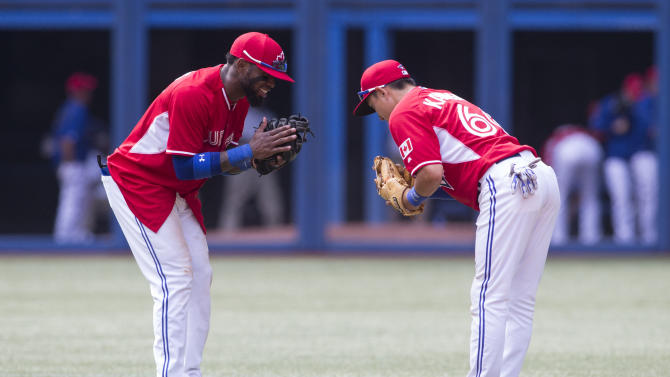 Bautista homers as Blue Jays beat Brewers 4-1