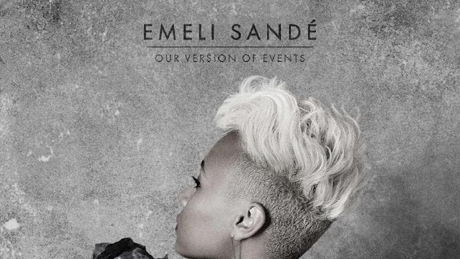"This CD cover image released by Capitol records shows Emeli Sande's, ""Our Version of Events."" (AP Photo/Capitol)"