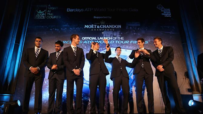 ATP World Tour Finals - Previews