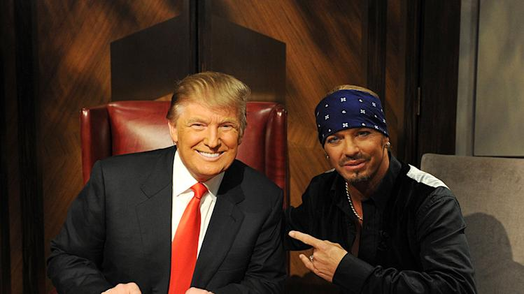 The Celebrity Apprentice Trump Michaels