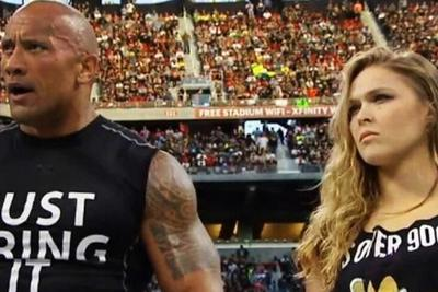 Ronda Rousey sends a message to WWE fans following Wrestlemania