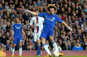 Chelsea 3-1 Basel (agg. 5-2): Luiz leads Blues to Europa League final
