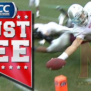 Maryland's C.J. Brown Rushes For Game-Winning Touchdown At Virginia Tech | ACC Must See Moment
