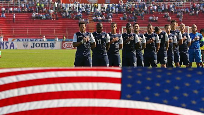 Team USA World Cup Honduras