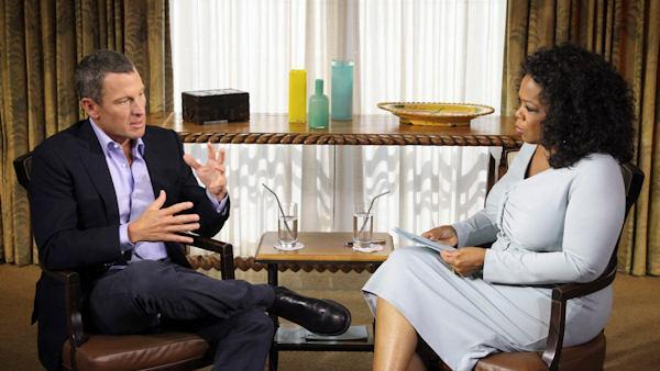 Armstrong admits doping to Oprah