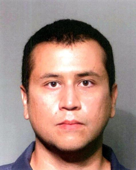 In this handout image provided by the Seminole County Sheriff's Office, George Zimmerman poses for a mugshot photo following his surrender to authorities at John E. Polk Correctional Facility (JEPCF) after he had his bond was revoked because of allegedly misleading the court about his finances June 3, 2012 in Sanford, Florida. George Zimmerman who claims he was acting in self defense has been charged with the murder of unarmed teenager Trayvon Martin. (Photo by Seminole County Sheriff's Office via Getty Images)