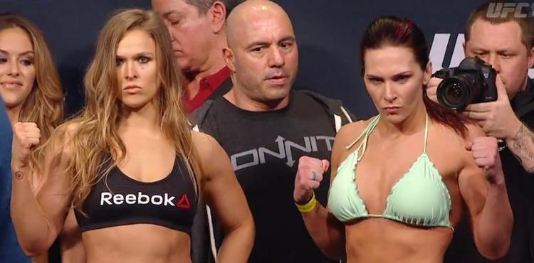 UFC 184 Gate and Attendance from Rousey vs. Zingano in Los Angeles