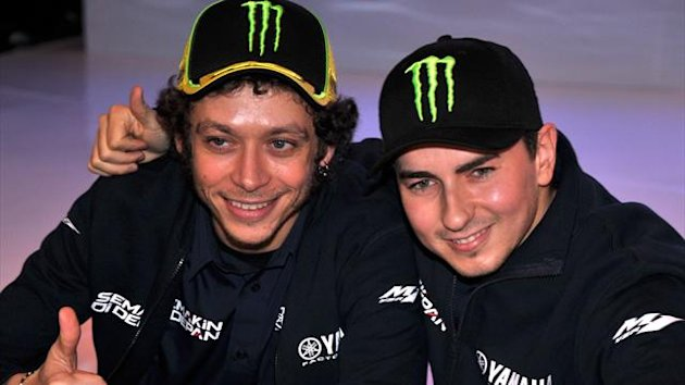 2013, Valentino Rossi, Jorge Lorenzo, AFP