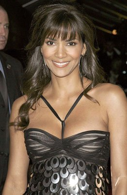 Halle Berry at the New York premiere of Sony Pictures' Perfect Stranger