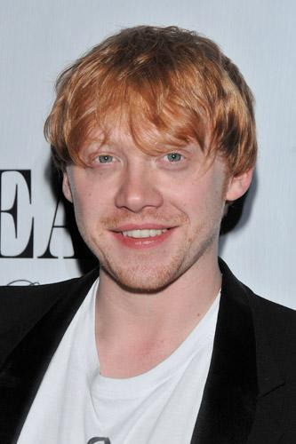 Rupert will star alongside Aaron Eckhart in 'The Drummer', a film about Dennis Wilson, the drummer in the Beach Boys