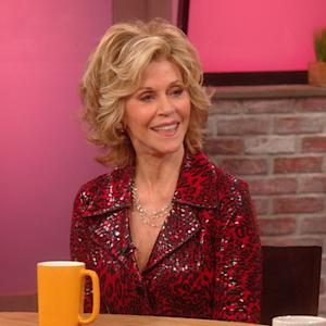 How is Jane Fonda in the Kitchen?